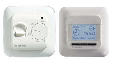 Manual Thermostat and Digital Thermostat