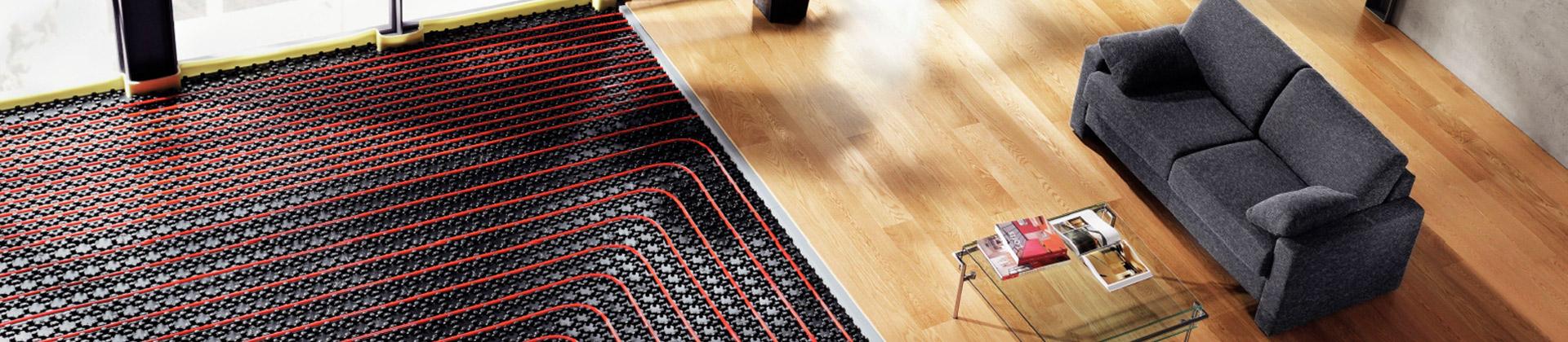 Underfloor Heating Floor Detail