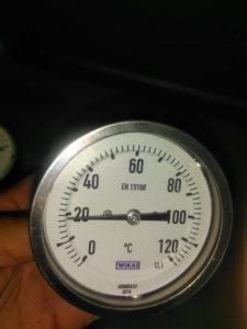 Temperature Guage