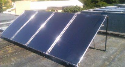 Solar Hot Water Heating