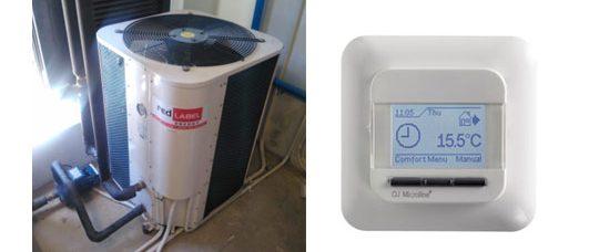 Heat Pump & Thermostat